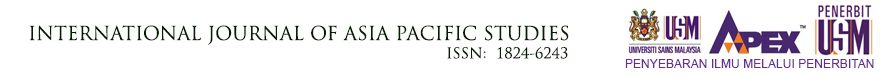 International Journal of Asia Pacific Studies