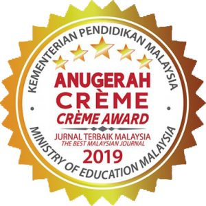 Recipient of CREME Award 2019
